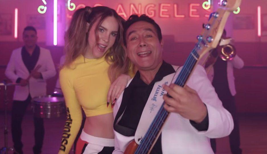 ¡Confirmadísimo! Belinda cantará con Los Ángeles Azules en Puebla