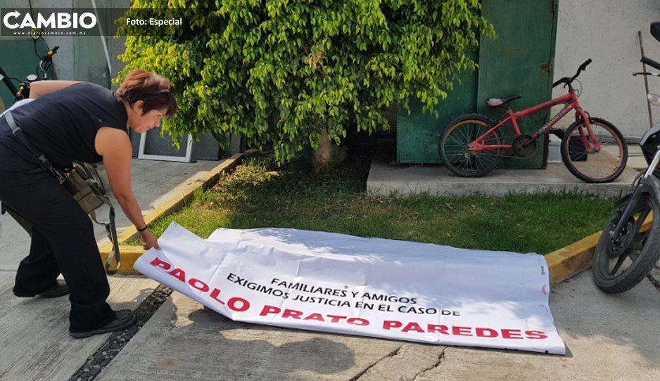 FGE desaparece expediente  del crimen de italomexicano
