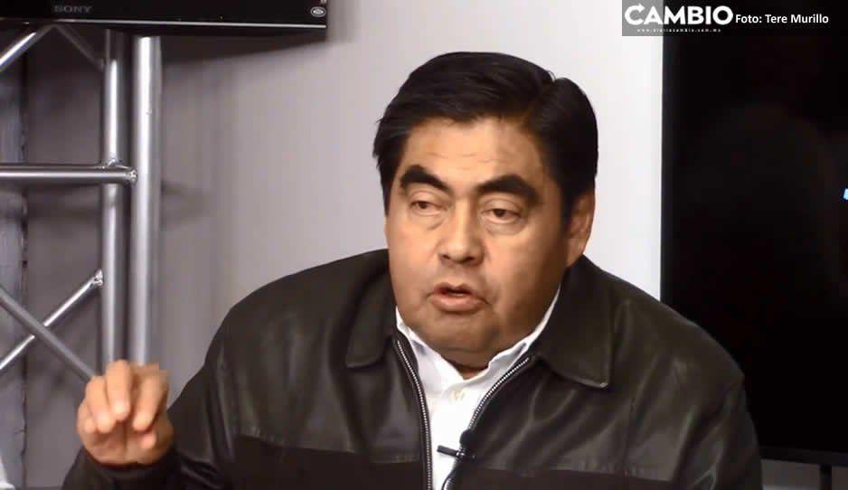 Barbosa anuncia seis mega proyectos para desarrollo económico de Puebla
