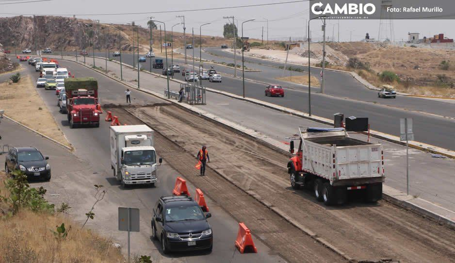 Pacheco destinó 517 millones en remodelar carreteras, destaca mejora del periférico