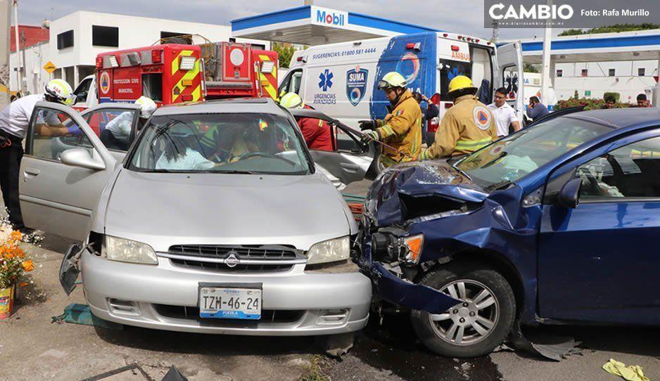 Accidentes viales han disminuido un 10% del 2018 a la fecha: Tránsito Municipal