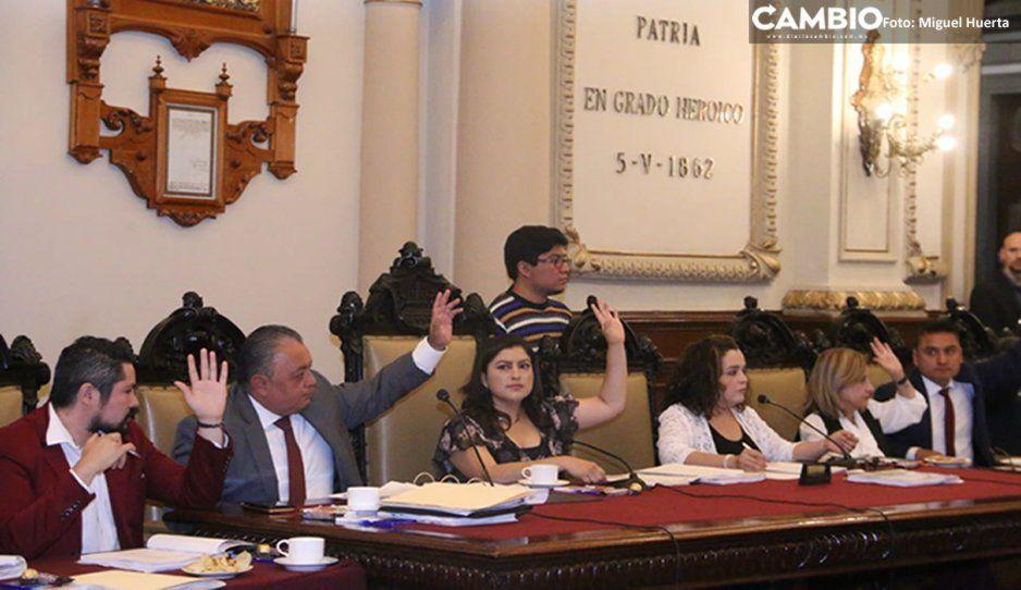 Covian consuma su traición al G7: Claudia da su voto de calidad en Cabildo para continuar con la bolardiza