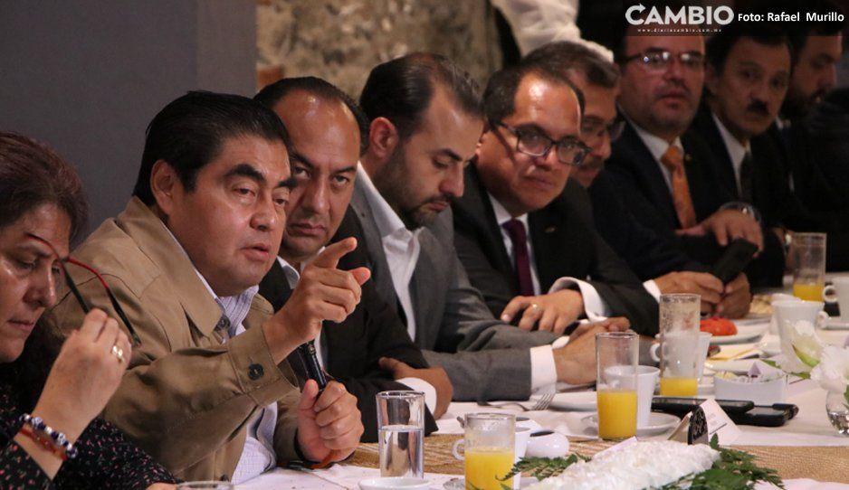Barbosa prevé contratos público-privados en su gobierno, pero sin la corrupción de RMV