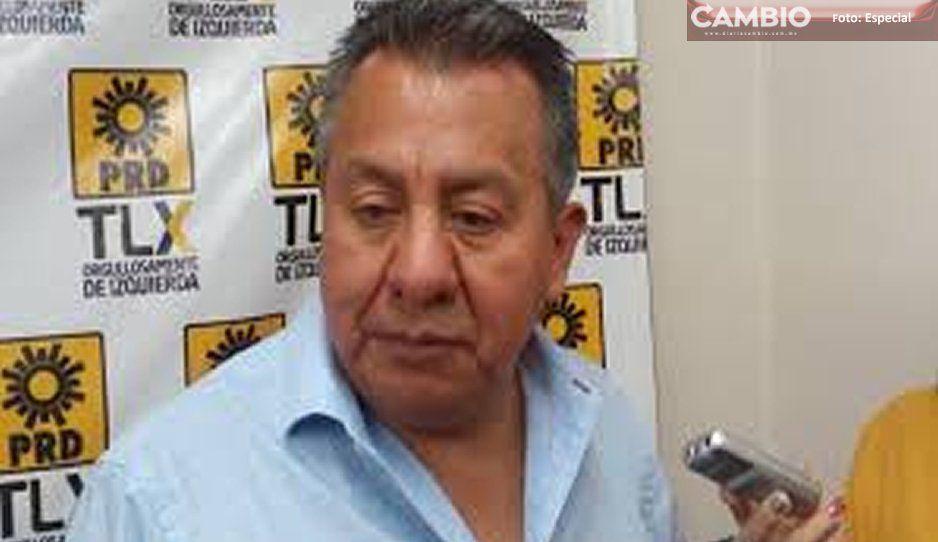 Muere Alberto Amaro, líder tianguista en Texmelucan