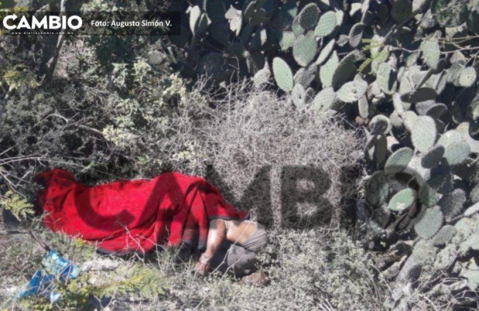 Identifican a encobijado de Tlacotepec; estaba desaparecido