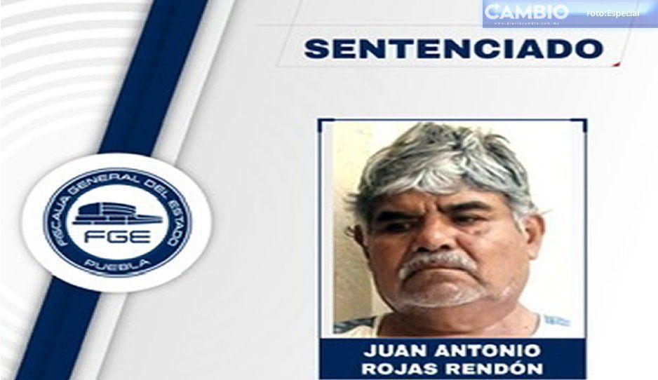 El Cepillín mata a su compañero de parranda y lo sentencian a 23 años de cárcel en Tehuacán