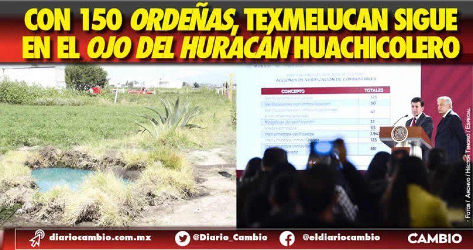 Con 150 ordeñas, Texmelucan sigue en el ojo del huracán huachicolero