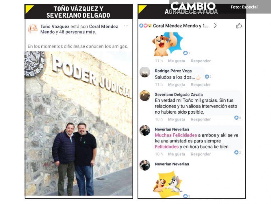 Liberan a ex regidor de Teziutlán que borracho disparó contra casa