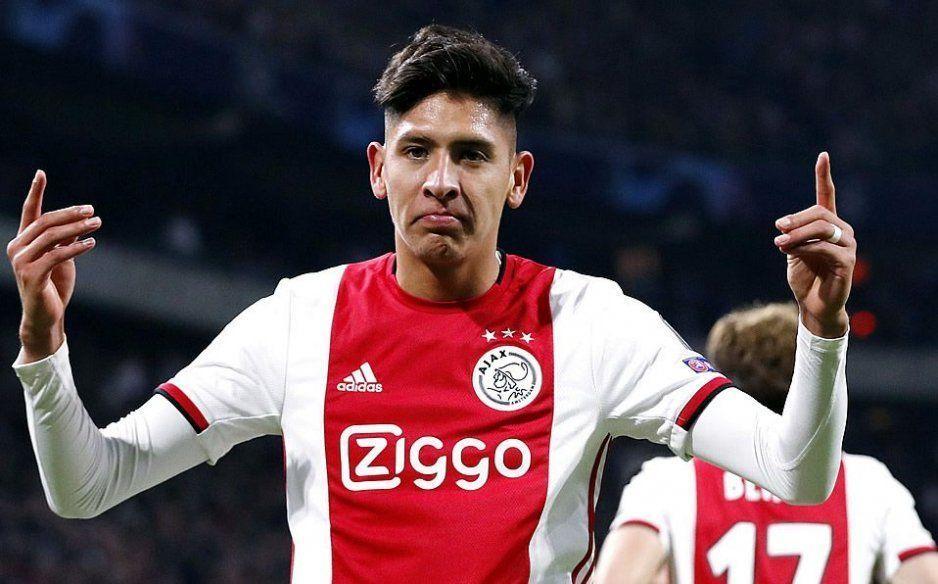 Edson Álvarez anota gol en su debut en la Champions y hace historia (VIDEO)
