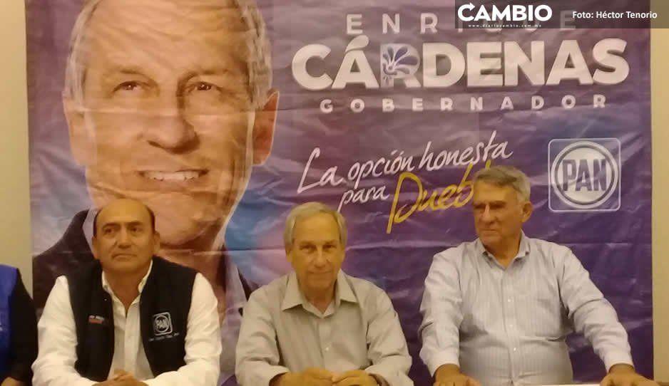 Enrique Cárdenas necea y asegura que todas las encuestas son manipulables