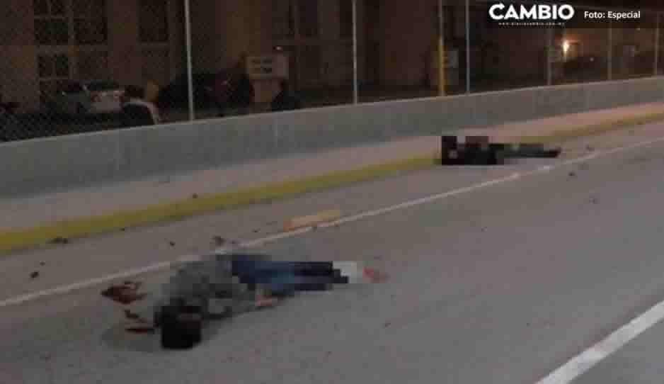 Riña campal en Boulevard Carmelitas deja a una persona muerta