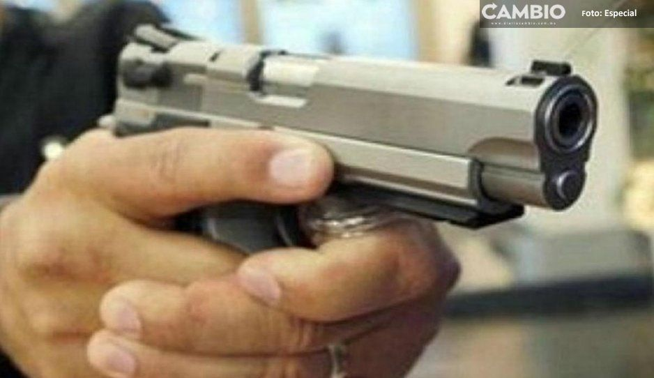 Comando armado asalta y asesina a conductor de transporte público en Cuetzalan