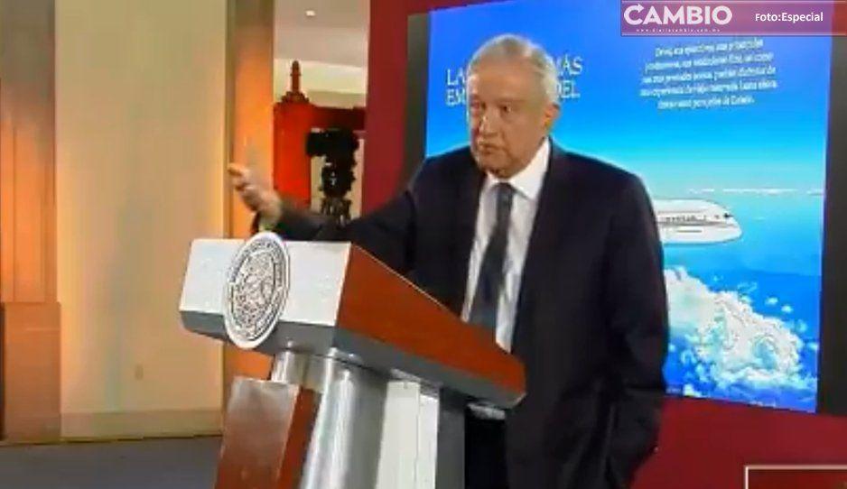 ¡A ver si así sale! AMLO propone rifar el avión presidencial; el boleto costaría 500 pesos