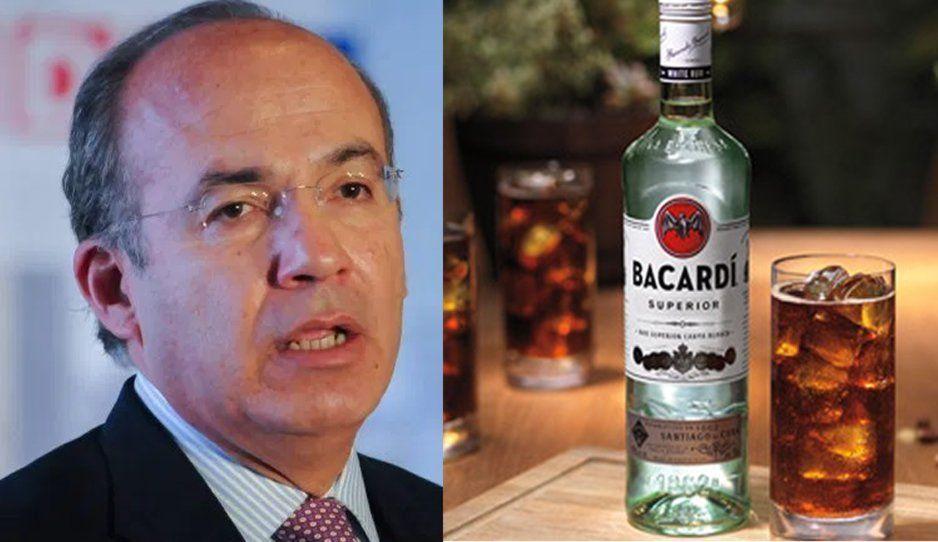 ¿A cambio de qué?... Calderón perdonó más de 4 millones de pesos en impuestos a Bacardí