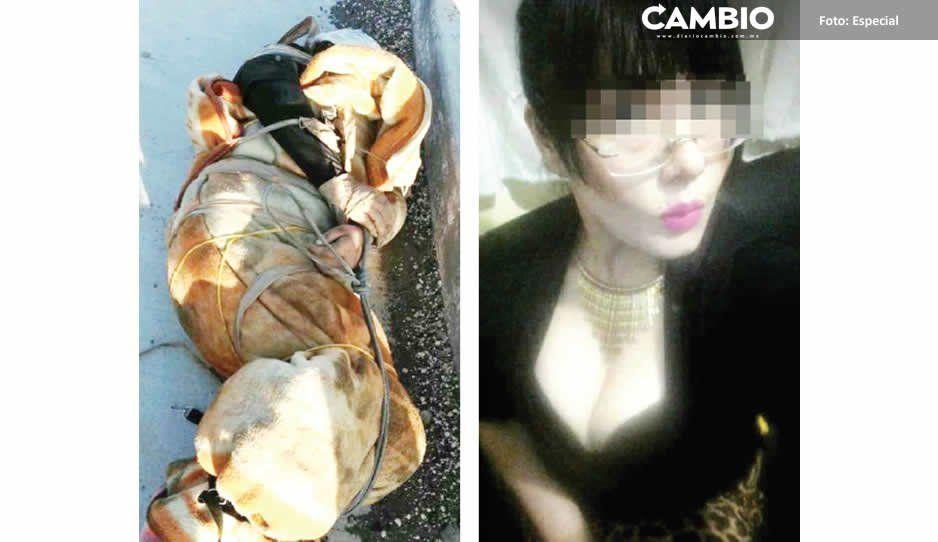 Feminicidio 69: Yanin toma un taxi en Tehuacán  y un día después es hallada encobijada en Cañada