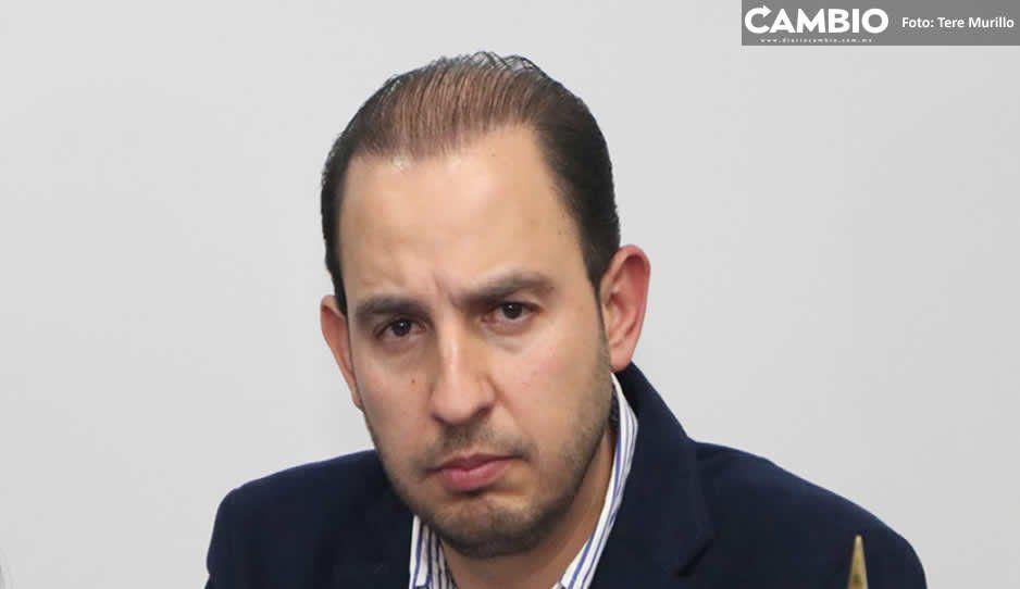 Gobierno de México se burla, no dice nada del helicopterazo de MEA y RMV: Marko