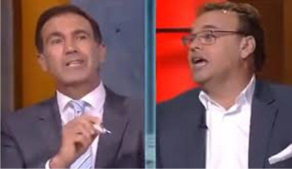Faitelson se disculpa tras comentarios a De Anda y Joserra sale en su defensa