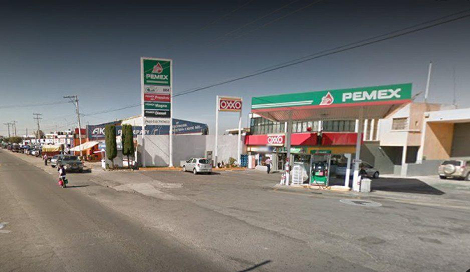 Gasolinera José Oscar Cervantes López de Acajete, la más ratera de todo México