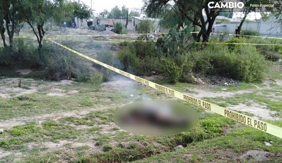 Era de Guerrero el ladrón quemado vivo en Tecamachalco