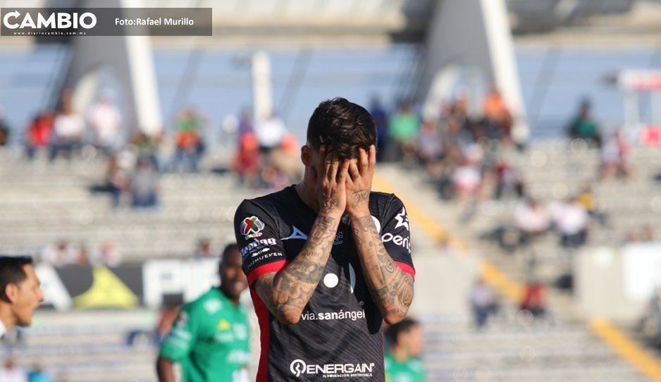 Derrota ante León no cambia la meta  de Lobos de permanecer en Primera