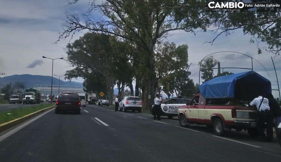 Imparables los atracos en Tecamachalco: grupos armados roban dos camionetas de lujo en menos de una hora