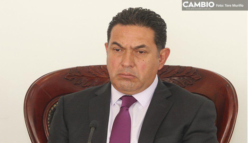 Gerardo Saravia pide a diputados valorar necesidades del TEEP e incrementar presupuesto a 36 millones