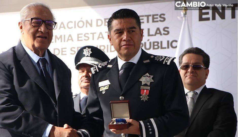 Hoy, la Secretaría de Seguridad Pública es una institución fortalecida: Pacheco Pulido