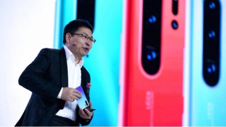Huawei P30 Pro: Checa el nuevo insignia de cuatro cámaras (FOTOS)