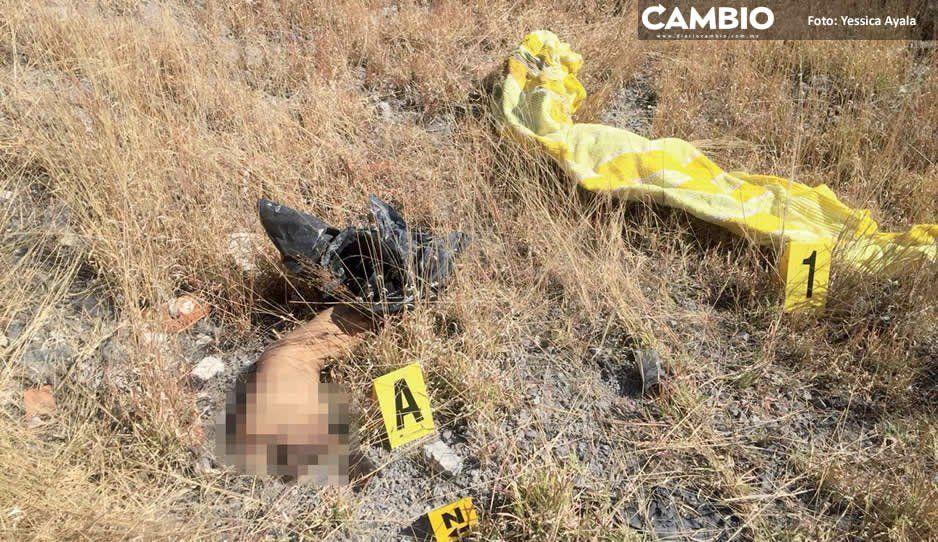 Atlixco se tiñe de sangre: dos descuartizados, tres asesinados y un feminicidio en este año