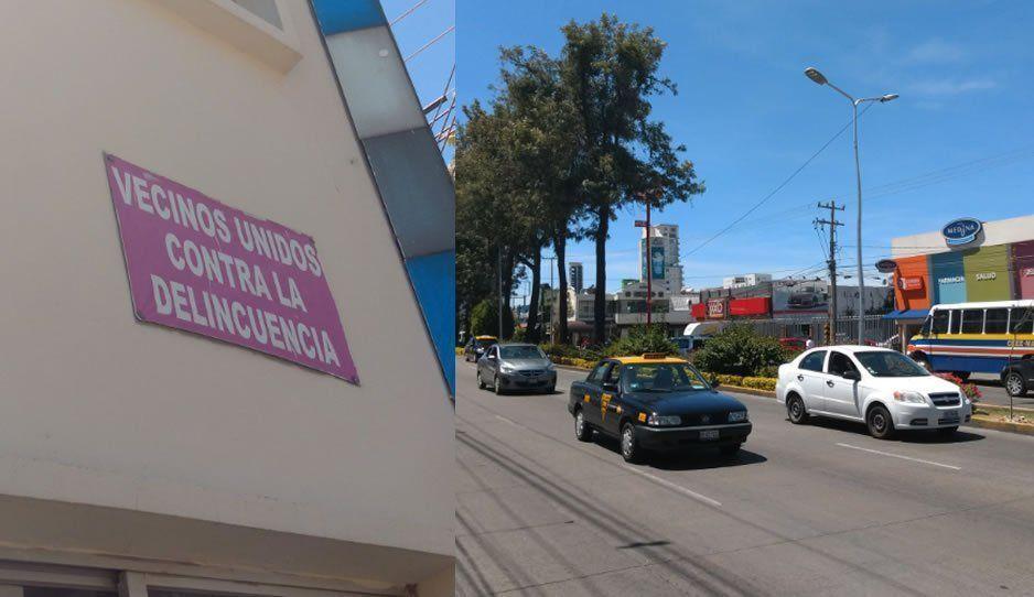 Vecinos y locatarios de Las Animas señalan el incremento de asaltos a transeúntes y robo de autopartes
