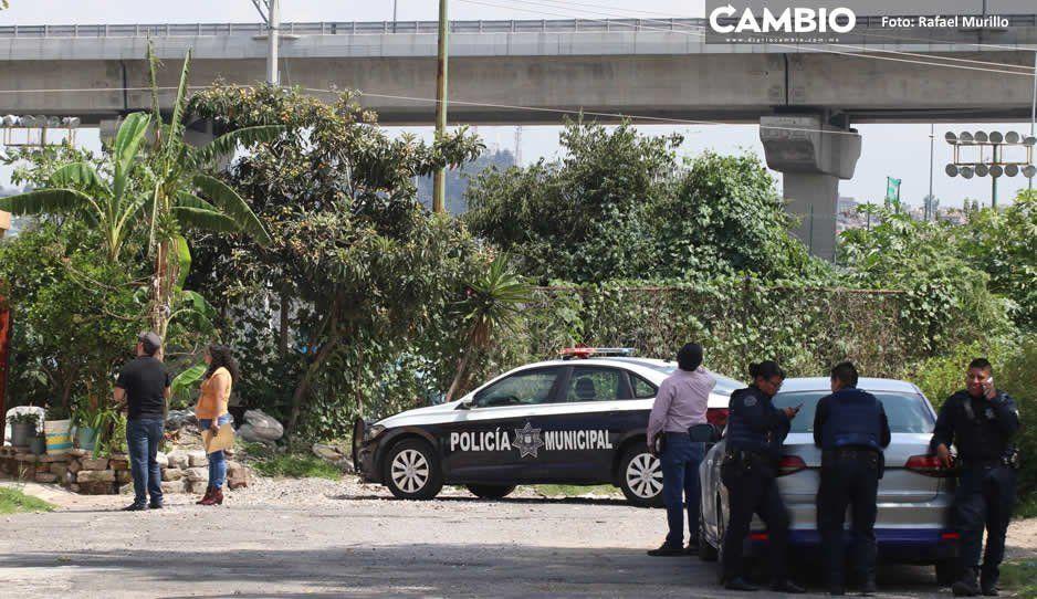Feminicidio 68: abandonan cadáver semidesnudo y calcinado junto a barranca en San Jerónimo
