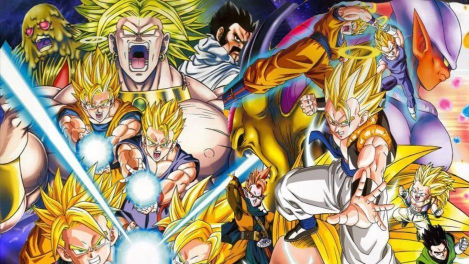 Dragon Ball Z Kai llega a Netflix
