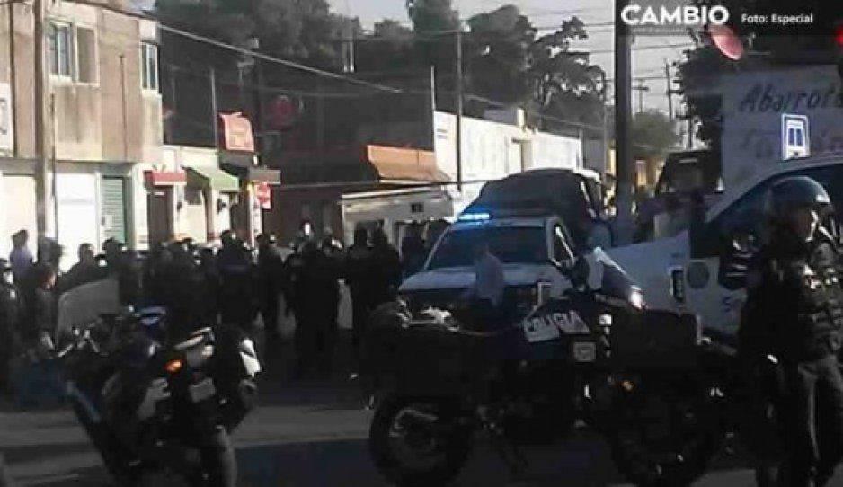Detienen a vendedor de droga de la Melchor Ocampo