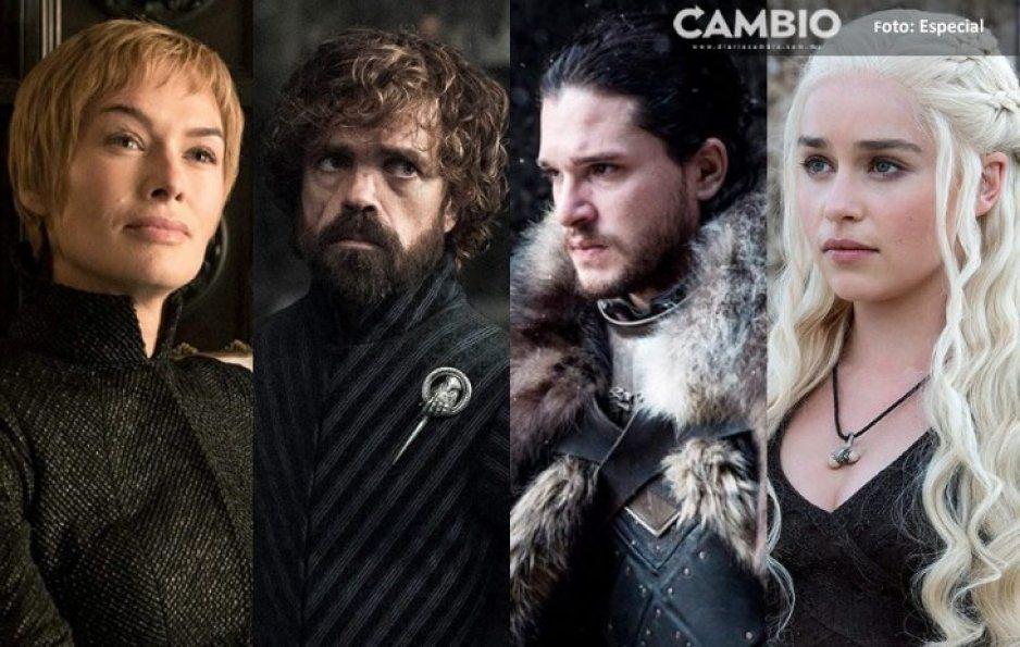 """Serie de HBO """"Game of Thrones"""" rompre record de nominaciones en los Emmy2019"""