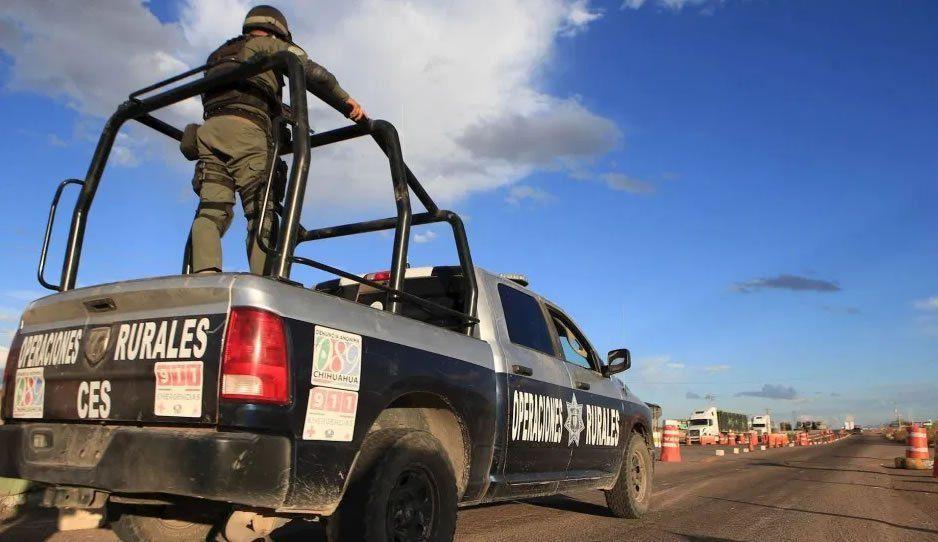 Solo cuatro policías protegen la comunidad donde ocurrió la masacre a familia LeBarón