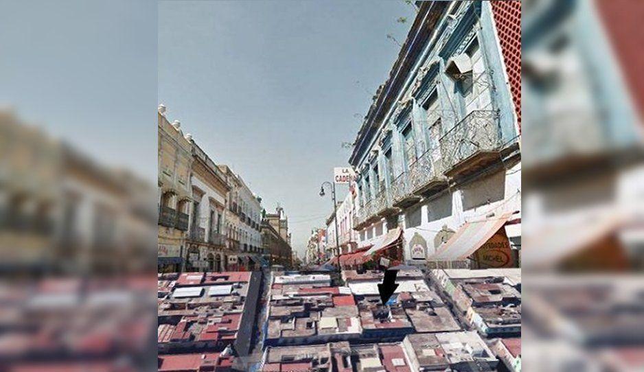"""""""La Maldita Vecindad"""" la guarida de los delincuentes en el Centro Histórico de Puebla"""