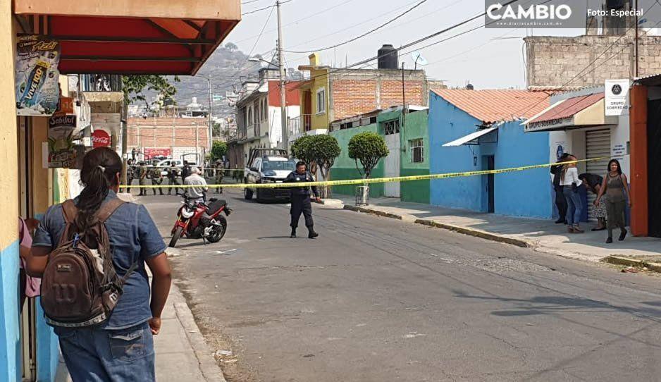 Ejecutan al Azteca, miembro de los Zetas en Atlixco