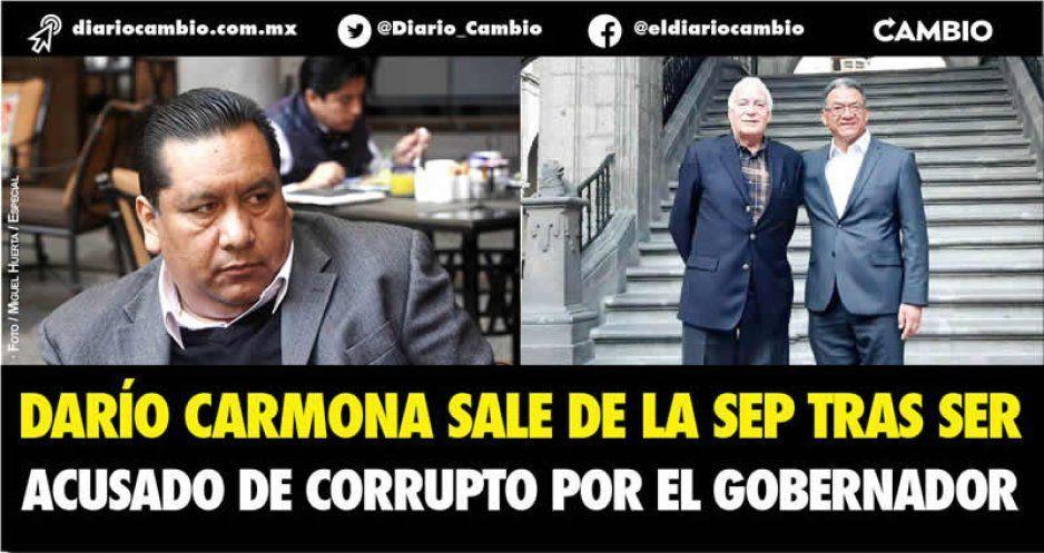 Barbosa ganó: acepta Moctezuma desplazar al pillo de Darío Carmona