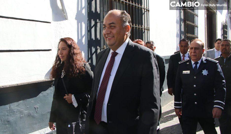 David Méndez niega injerencia del gobierno estatal en conflictos de Tehuacán