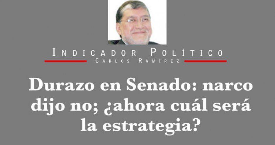 Durazo en Senado: narco dijo no; ¿ahora cuál será la estrategia?