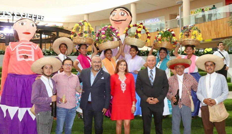 Invita Atlixco a turistas poblanos con tradicional Convite