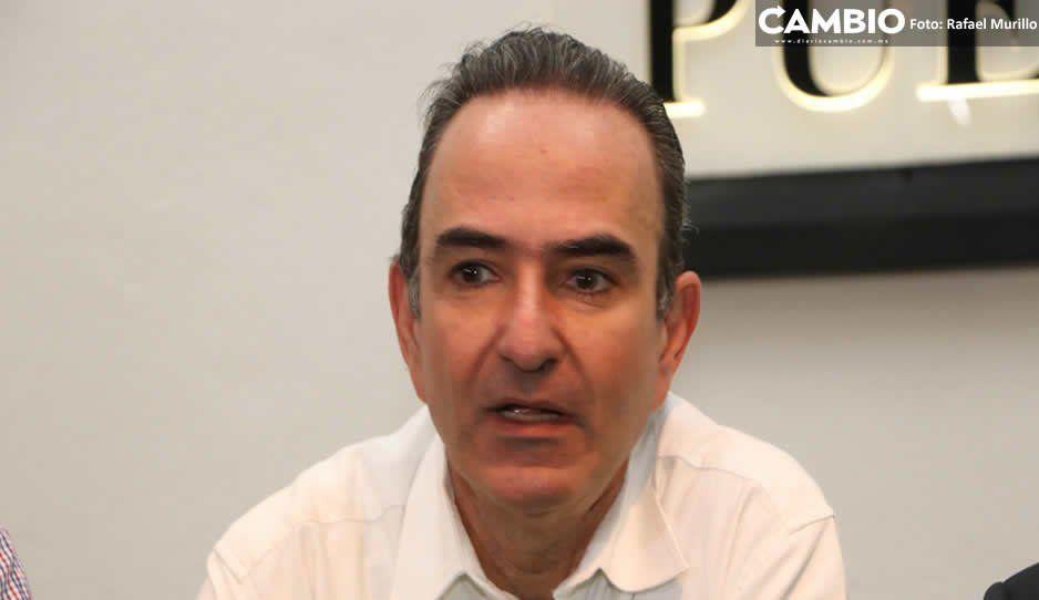 Administración de Martha Erika dejó las finanzas en orden: Estefan Chidiac