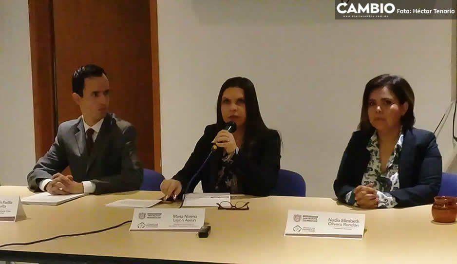 Norma Layón revela que el gobierno de Rafael Núñez dejó una deuda de más de 2 mil mdp en Texmelucan