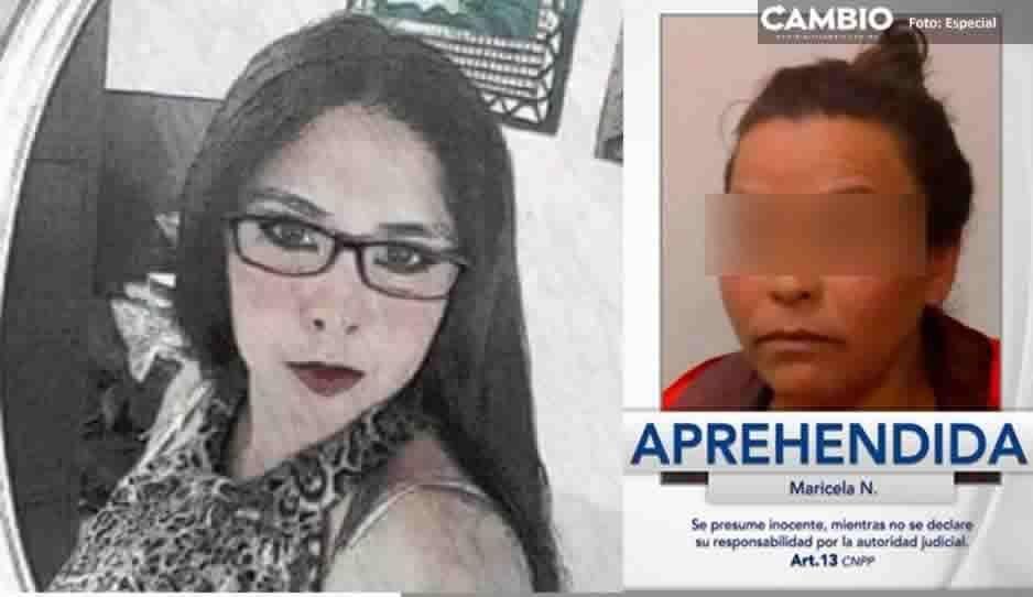 Condenan a prisión a la autora material de la muerte de Meztli Sarabia, hija de Simitrio