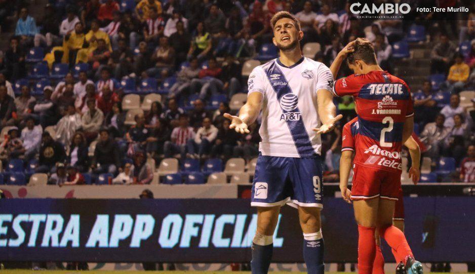 Club Puebla ocupa sexto lugar  en fair play de Apertura 2019