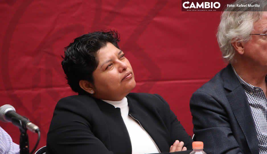 Karina Pérez se vuelve pitonisa: augura que su gobierno quedará escrito con letras de oro