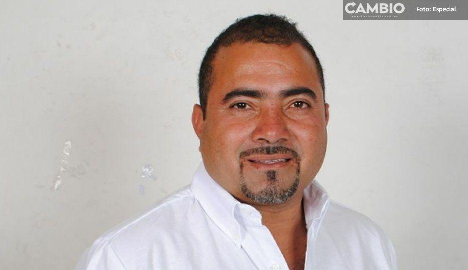 Aprueban toma de protesta de Manuel Gil como edil de Tepeojuma