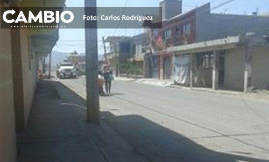 GN y Policía Federal hace operativo en Tecamachalco recuperan camionetas y mercancía robada