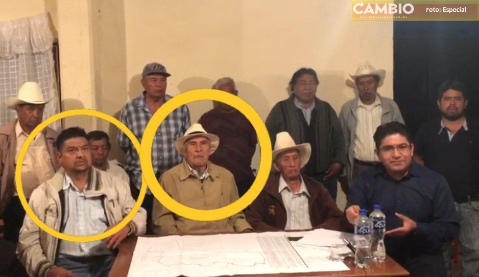 Vivales del cerro Zapotecas reaparecen para limpiar nombre de Montero: no niegan despojo de 87 hectáreas