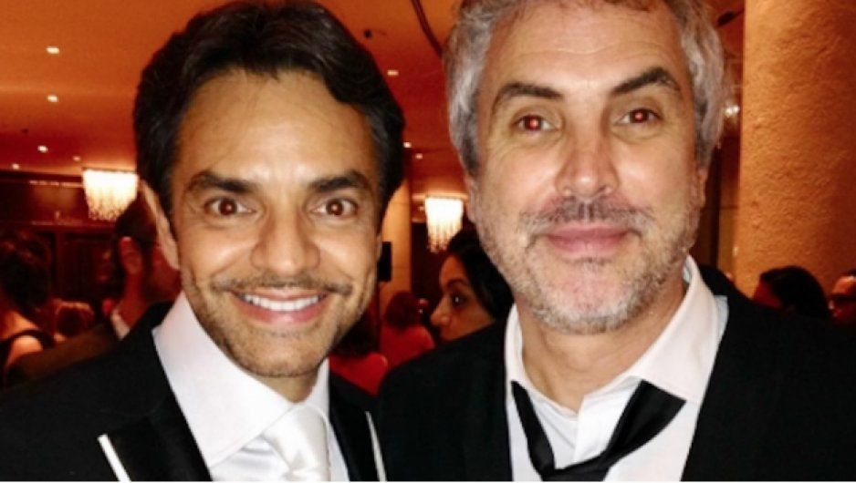 Eugenio Derbez revela que Alfonso Cuarón le ofreció un protagónico